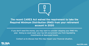 Be aware of this important change in retirement rules