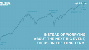 Now's a good time to reflect on the big picture