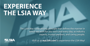 The LSIA Way is more than a catchphrase