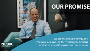 Our commitment to you!