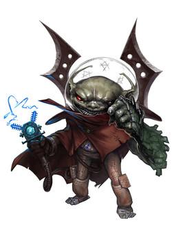 goblin barghest