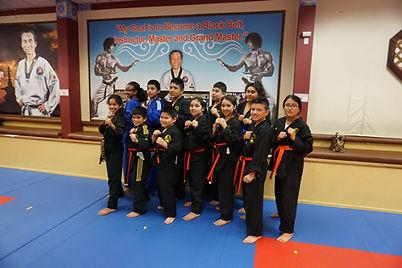 taekwondo martial arts trial 2 weeks