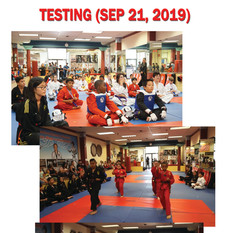 TESTING(SEP 21, 2019)