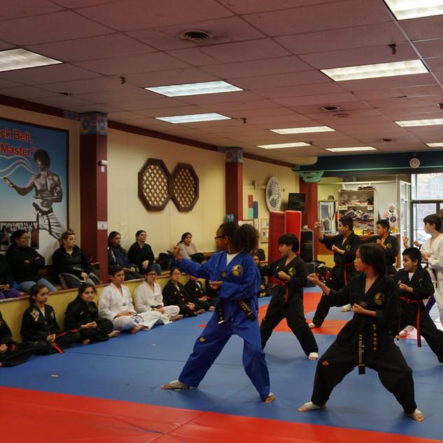 black belt test 2018