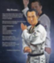 grandmaster kim taekwondo