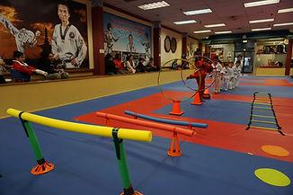 taekwondo martial arts kids training