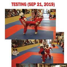 TESTING (SEP 21, 2019)