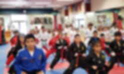 taekwondo test martial arts b.m.kim's taekwondo port chester