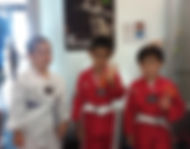 taekwondo martial arts kids class