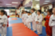 kids taekwondo martial arts