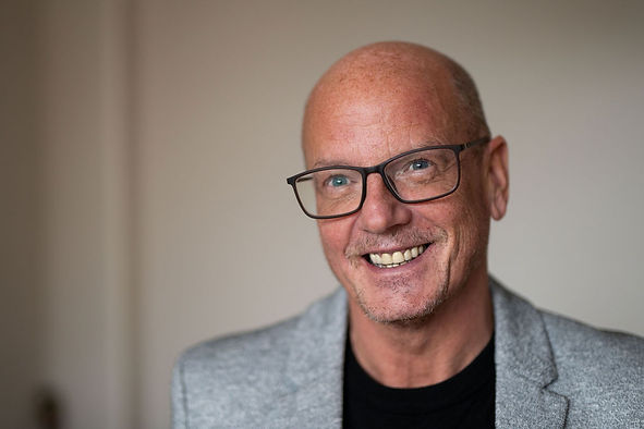 Gary Sutherland Hypnotherapist smiling