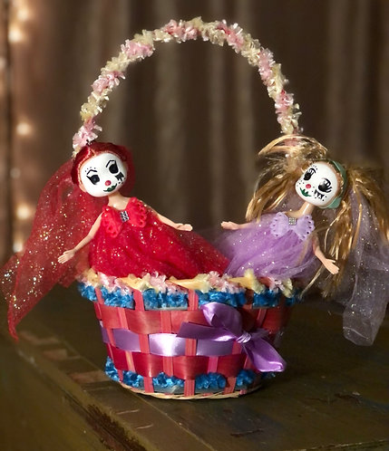 The Brides Clown Dolls