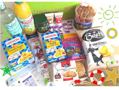 """Degusta Box """"à la française"""""""
