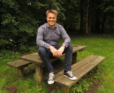 Coach Lars S. Jørgensen