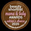 BSL - Mama & Baby Awards - Editors Choic