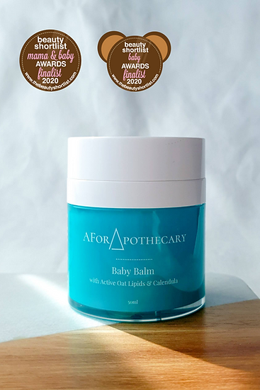 Baby Balm with Active Oat Lipids & Calendula