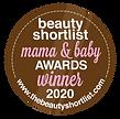 BSL - Mama & Baby Awards - Winner 2020 [