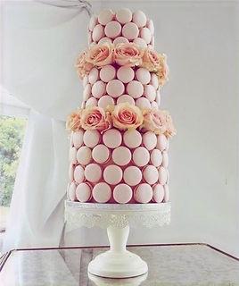 Macaron Tiered Tower