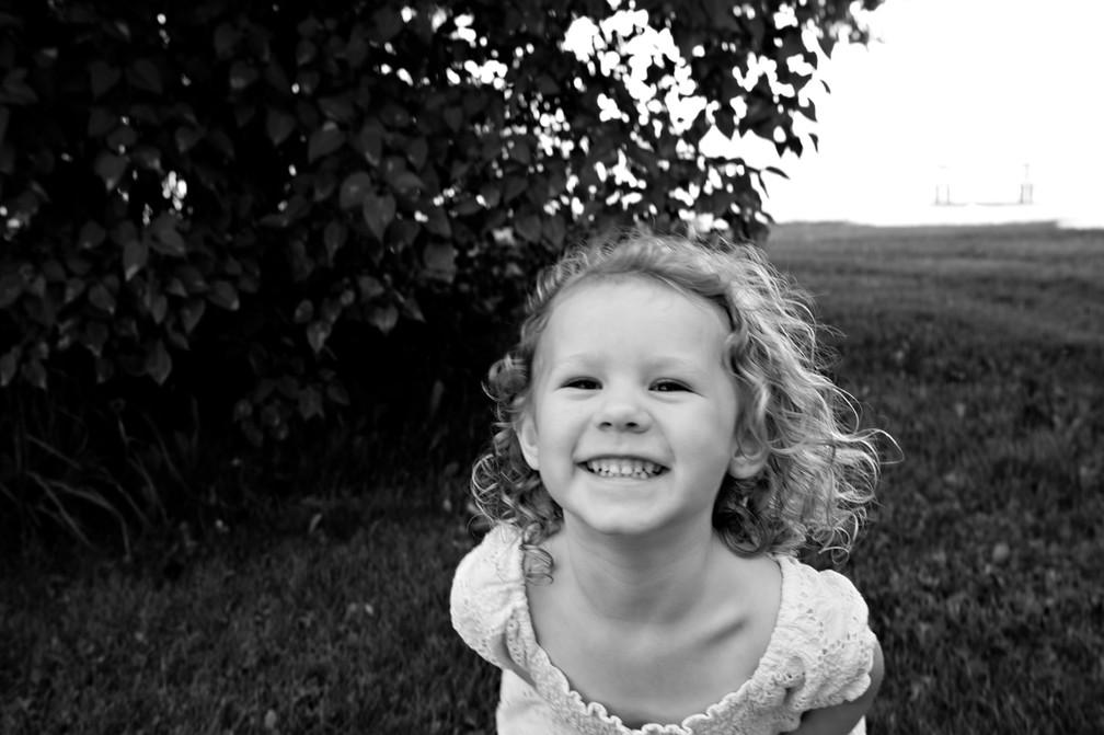 black and white wild child