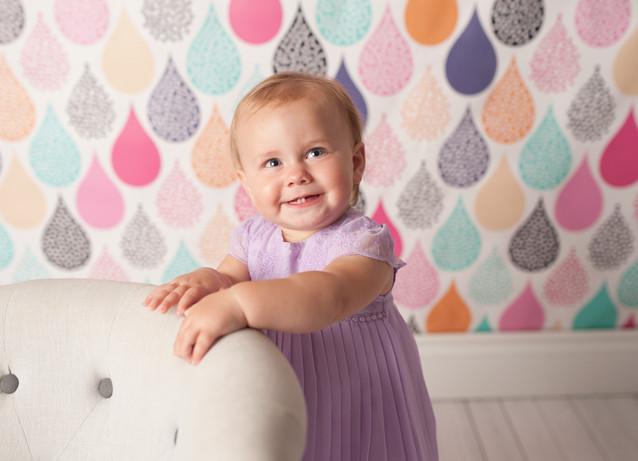 happy birthday baby girl violet baby gap dress