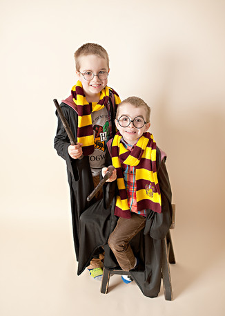 harry potter halloween brothers