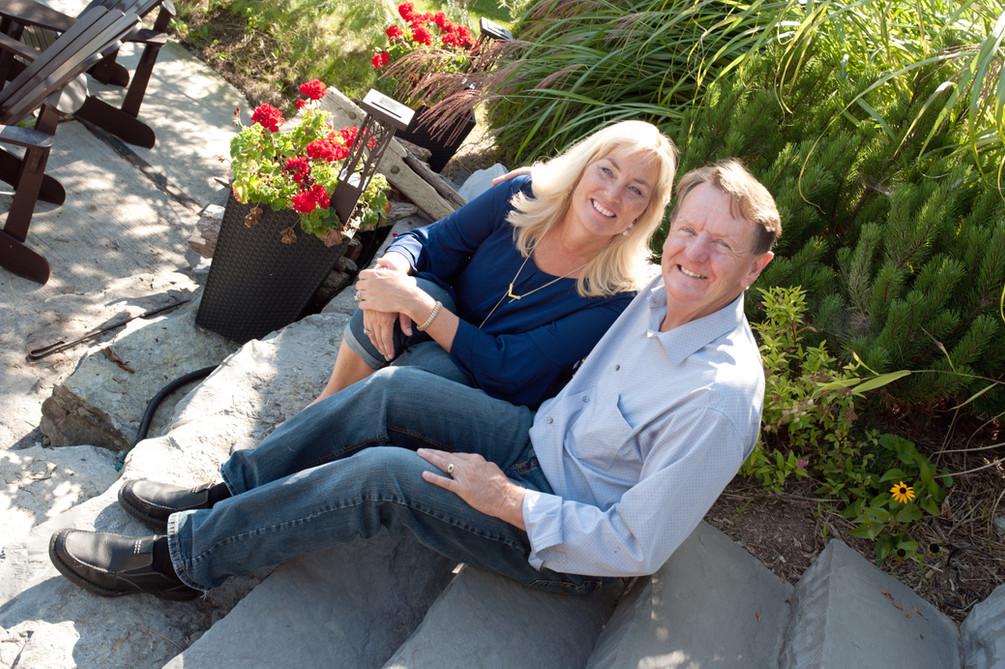 anniversary photography couple