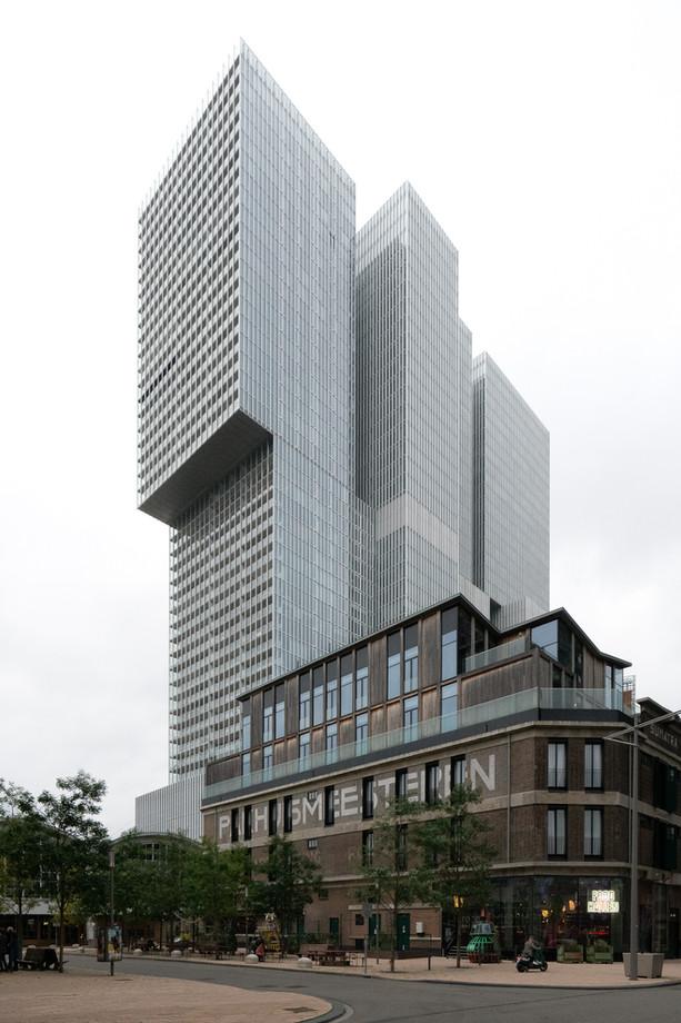 De Rotterdam - OMA Architecten - Rotterdam