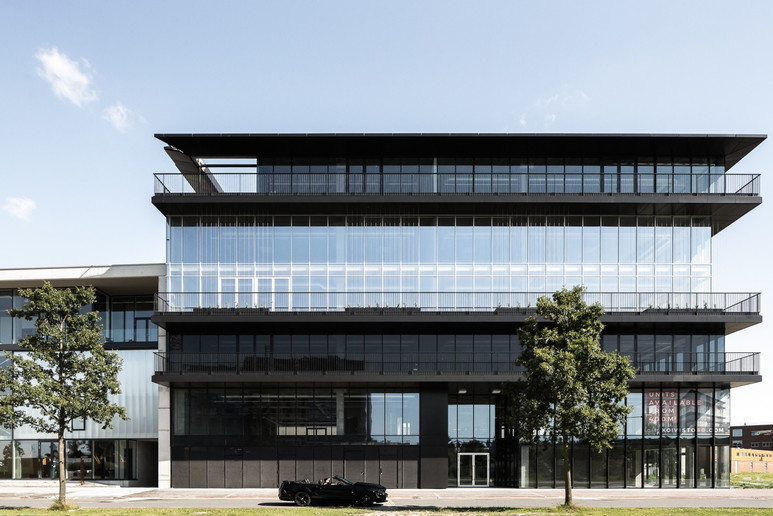 Koivisto60 / Houthavens Amsterdam / Marc Koehler Architects