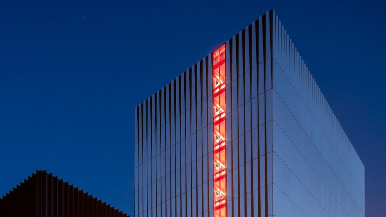 Equinix Datacenter Benthem en Crouwel
