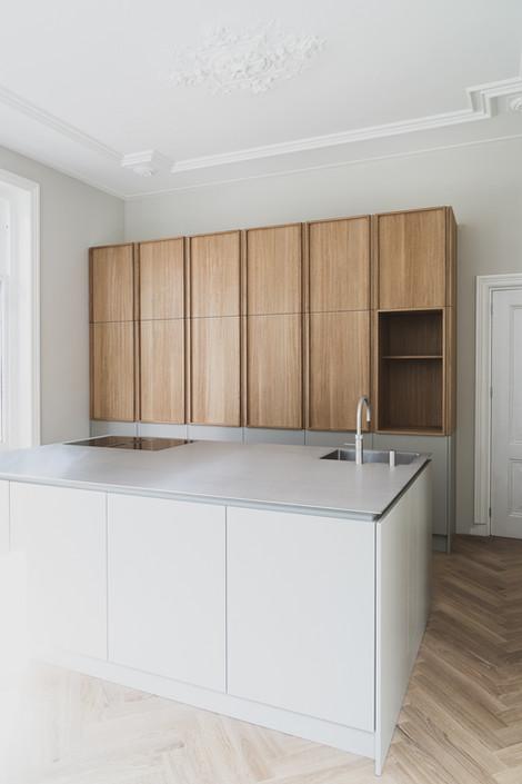 Bespoke Kitchen design / Hilversum / Marcel Martensen