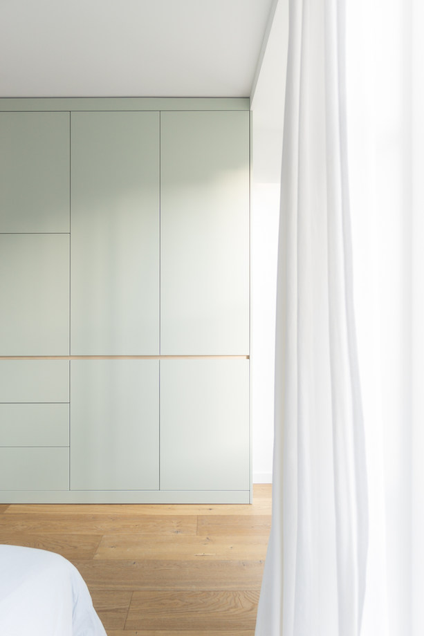 Bespoke wardrobe / Jordaan Amsterdam / j