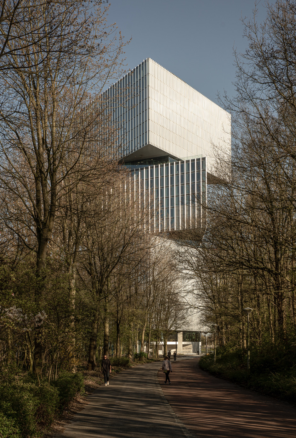 nHow Amsterdam RAI /  Oma Architects