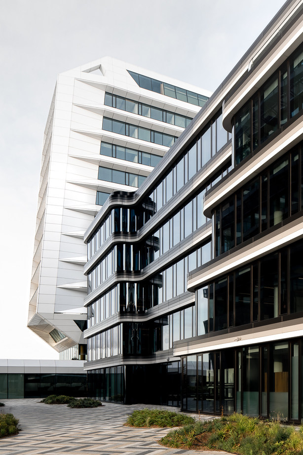 PVH Campus Houthavens / Amsterdam / MVSA Architects