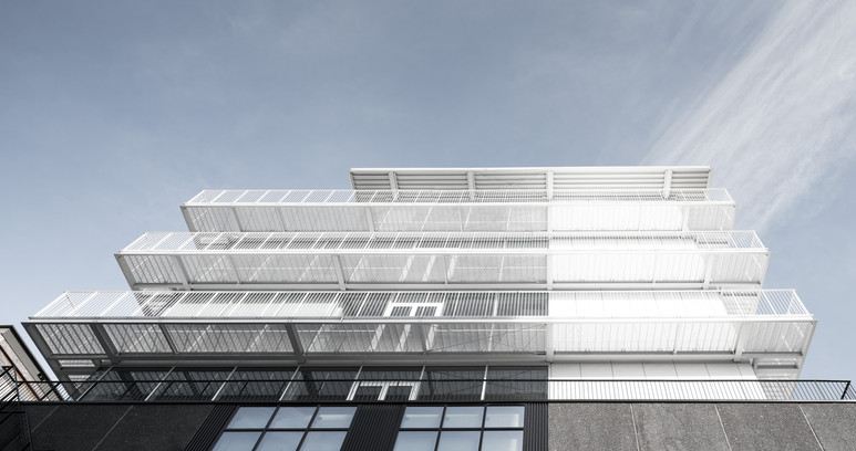 Imagewharf / Amsterdam / Affaire d Architecture