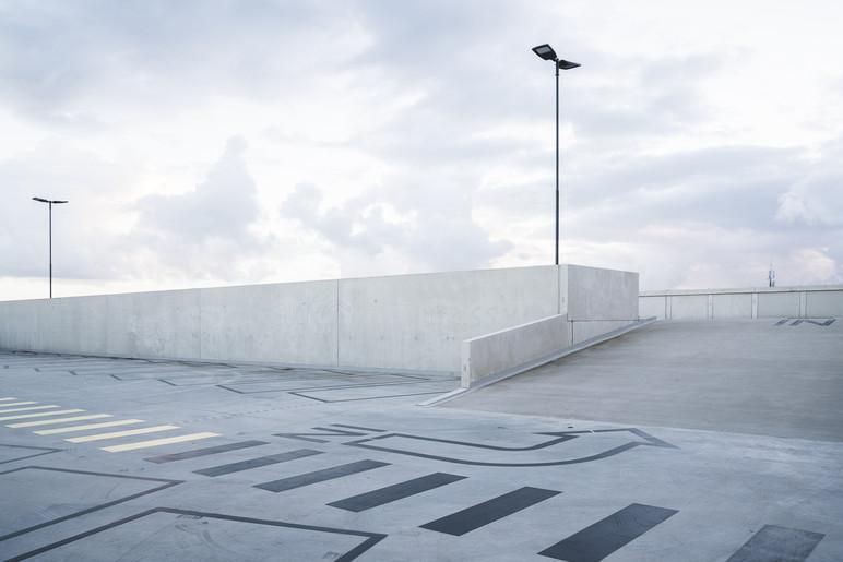 Minerva Parking / Houthavens Amsterdam