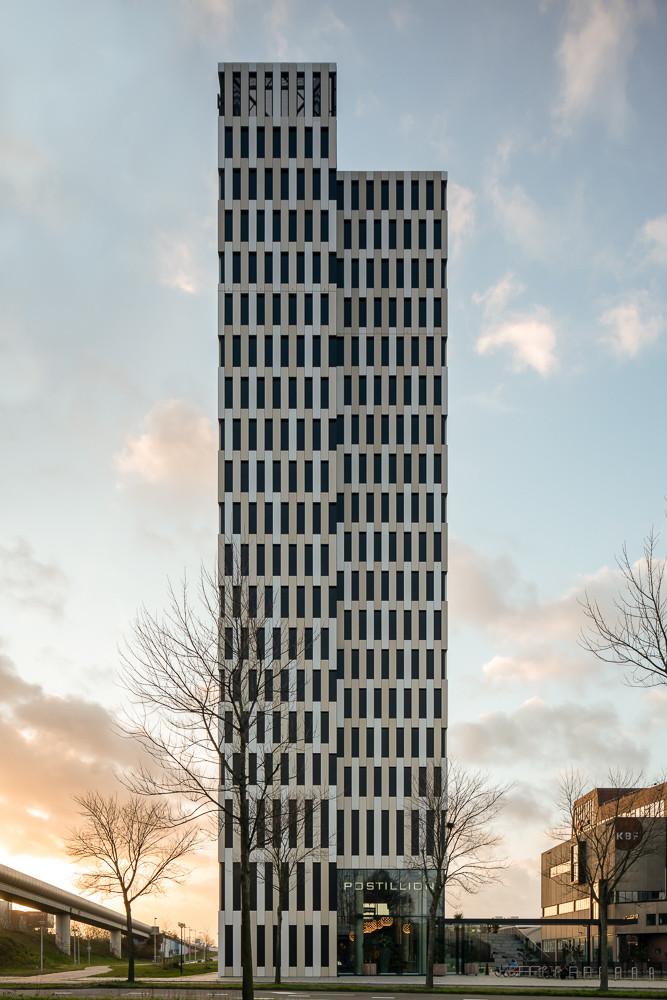 Postillion Hotel / Amsterdam / Concrete Architecten