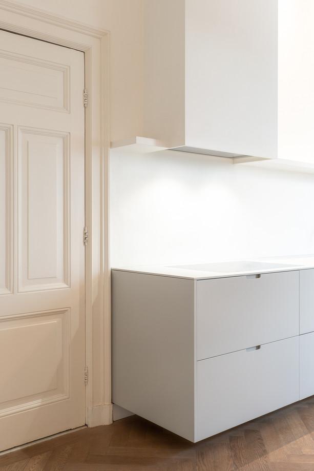 Bespoke kitchen / Amstel Amsterdam / Thomas Bennen