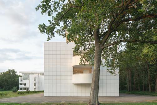KNP Headquarters / Hilversum / Richard Meier & Partners Architects