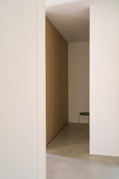 Bespoke wardrobes / Bloemendaal