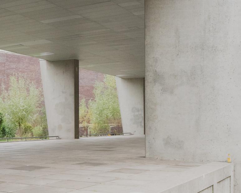 Het Nieuwe Instituut / Rotterdam / Jo Coenen