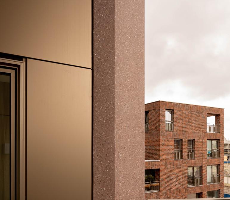 Bruggebouw Houthavens Amsterdam / Geurst en Schulze