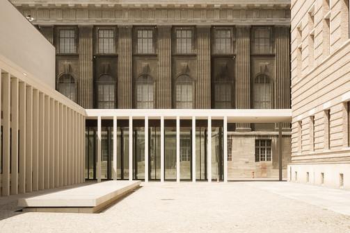James Simon Gallerie / Berlin / David Chipperfield Architects