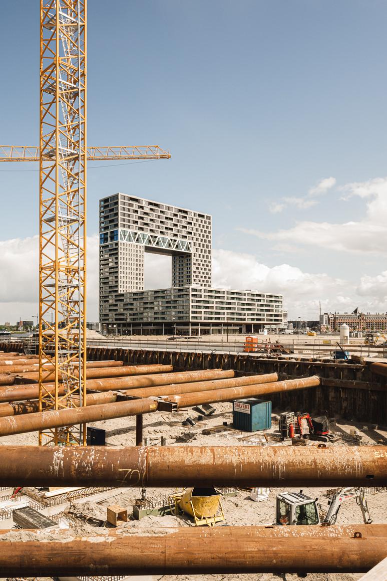 Houthavens Amsterdam / Pontsteiger