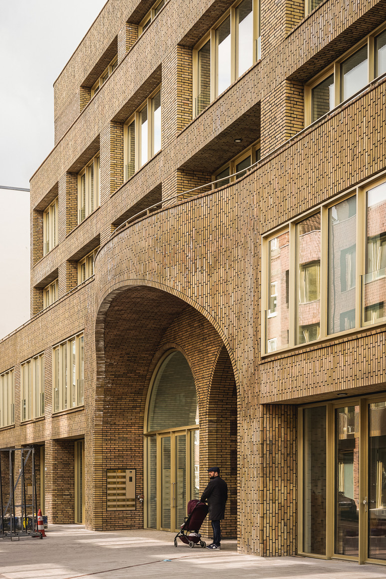Spaarndammerhart / Amsterdam / Marcel Lok Architect en Korthtielens Architecten