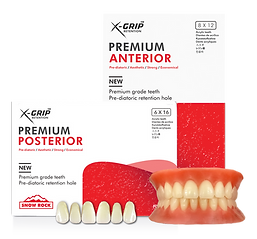 X-Grip Premium Teeth