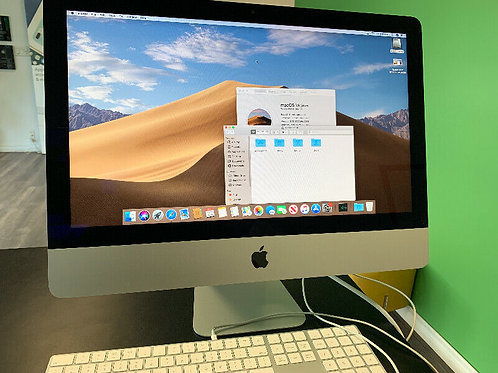 Previously Loved iMac 21in Late 2013
