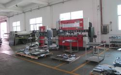 Bending procedures-ATB factory with tripod tursntile housing bending machine