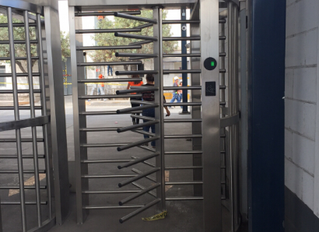 The History and Uses of Turnstile Gates