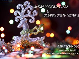Merry Christmas & Brilliant New Year 2016