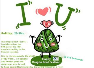 Dragon boat festival Off